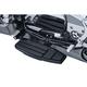 Gloss Black Driver Floorboard Kit - 7060