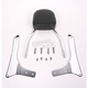 Tall Square Sissy Bar w/Pad - 02-5340