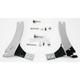 Steel Quick-Detach Backrest Mounting Kit - 34-2006-01