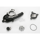 Supercooler Water Pump Cover and Impeller Kit - WPK-27B