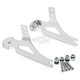 Quick-Detach Bracket Kit for Billet Backrests - 34-5008-01