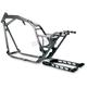 Pro Street Twin Cam FXR-Style Frame Kit w/Custom Billet Swingarm - FRMFGXTPD