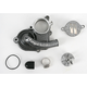 Supercooler Water Pump Cover and Impeller Kit - WPK-26A