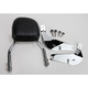 Complete Backrest/Mount Kit with Small Steel Backrest - 34-3106-01