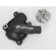 Black Supercooler Water Pump Cover and Impeller Kit - WPK-07AB