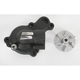 Black Supercooler Water Pump Cover and Impeller Kit - WPK-38AB
