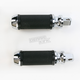 Chrome Elite Footpegs w/45 degree Male Mounts - 0035-0095-CH