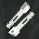 Silver SBK Pegs for OEM Mounts - 04-01201-21