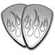 Enferno Mini Teardrop Engine Cover - BA-7607-07