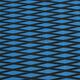 Blue/Black Diamond Groove Ridemat Material - SHT37CD2TPBLBK