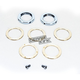 Tension Nut/Bushing Kit for Retractable Passenger Pegs - 4336