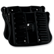 Gloss Black RSD Nostalgia Rocker Box Cover for Sportster - 0177-2023-B