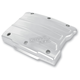 Chrome Scalloped Rocker Box Cover - 0177-2021-CH