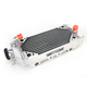 Right X-Braced Aluminum Radiator - MMDBKX250F10RX