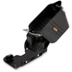 Black UTV KXP Double Gun Boot Boottector Bracket - 20350