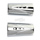 Chrome V-Line Fork Tube Covers - TM-085CH