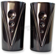 Black V-Line Fork Tube Covers for Indian Chief - TM-6000RC
