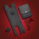 Black EZ Carry Sub-Compact Left Side Concealed Pouch - HD90-007CCL