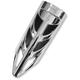 Chrome Elite Fork Slider Covers - FSC-001-C