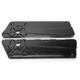 Black Fusion Saddlebag Latch - LA-F390-00B