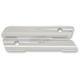Chrome Hinge Covers - 3501-1087