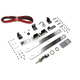 Chrome Saddlebag Hardware Kit - 37-9113