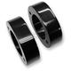 Black Fork Slider Cover Spacers - FSS-001-B
