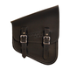 Leather Right-Side Inside Out Saddlebag - IOBRBB