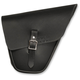 Leather Right-Side Sporty Sack Saddlebag - SSRBN