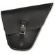 Leather Right-Side Sporty Sack Saddlebag - SSRBN