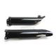 Black Fork Slider Protectors - KA04739-001