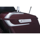 Chrome Tri-Line Saddlebag Hinge Covers - 6986