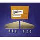 Universal Turn Signal Mounting Tab - 501