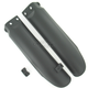 Black Lower Fork Cover Set for Inverted Forks - 2253090001