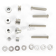 Saddlebag Mounting Hardware Kit - 3378