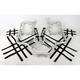 Aluminum Nerf Bars w/Net Heel Guards - H042078