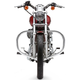 Chrome Freeway Bars - 601-2106
