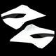 White Radiator Covers - HU03353041X