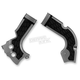 Silver/Black X-Grip Frame Guards - 2374241015