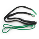 Green 3/16 in. x 8 ft. Synthetic Winch Rope - 4505-0568