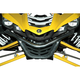 Textured Black V-Pro Series Front Bumper - 554-4900X