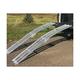 Aluminum XL Mesh Folding Arch Ramp - TX107