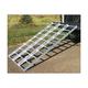 XL Aluminum Tri-Fold Ramp - TX104