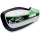 Green Moto Handguard Sticker Kit - HG-100-GK-GN