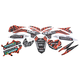 Star Racing Complete Rider Graphics Kit - 17-09236