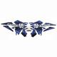 Metal Mulisha Graphics Kit - 18-11232