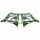 Metal Mulisha Graphics Kit - 18-11132