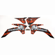 Metal Mulisha Graphics Kit - 18-11528