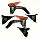 Monster Energy Graphics Kit - 18-12526