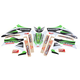 Impact Full Graphics Kit - N40-3733